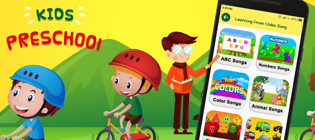 Kids Play: Learning, Quiz, Fun, Phonics, Videos – Android