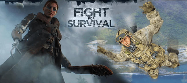 Fight for Survival Infinity OPS PUBG like Template