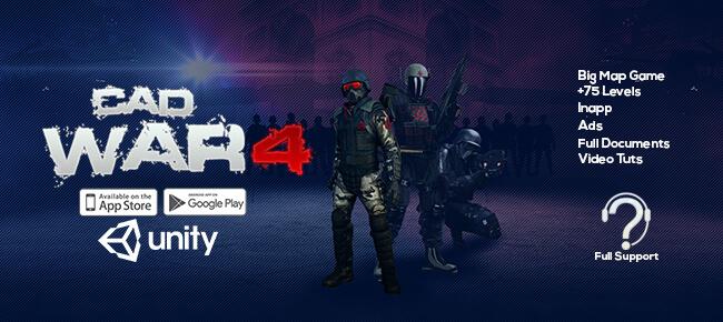 CAD-4 War New Release