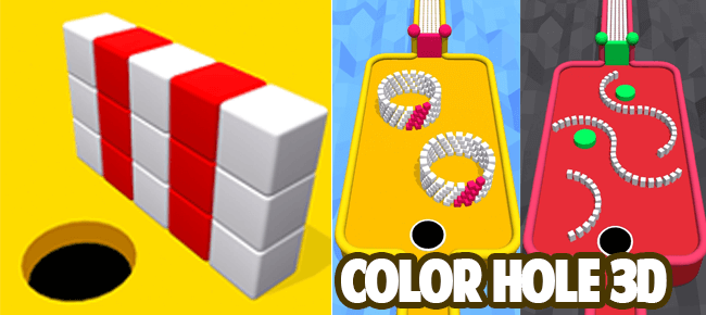 Buy Color Hole 3D App source code - Sell My App