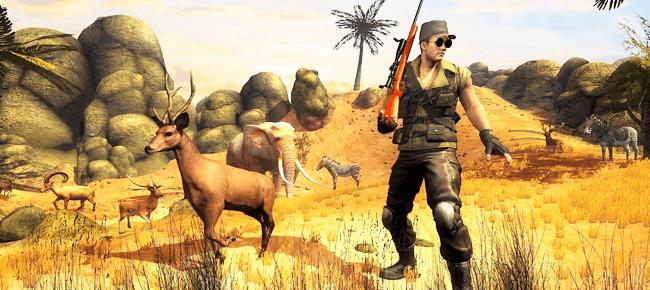 Deer Hunting Adventure 2019