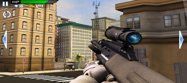 City Sniper Fire: Modern Shooting 64 Bit Source Code