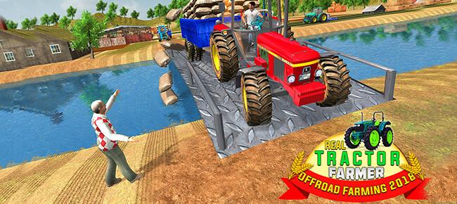 Cargo Tractor Farming