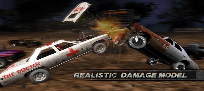 Demolition Derby Car Arena : Car Racing Crash