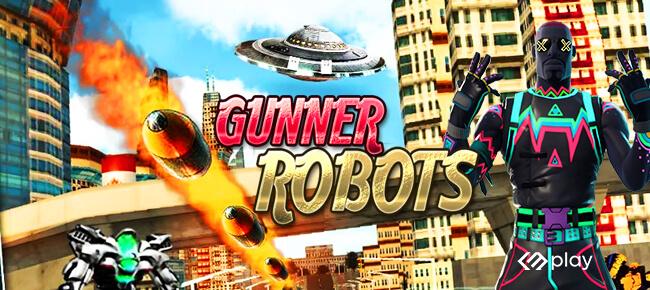 Robot Gunner