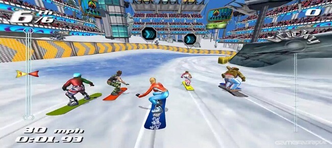 Extreme Snow Skater : Skateboard Games Master 3D