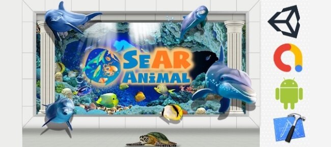 SeAR Animals | Augmented Reality App Kit Unity