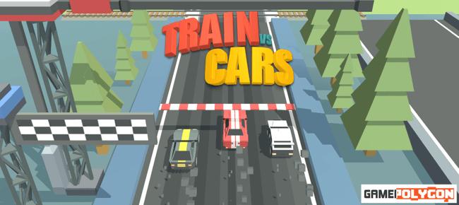 Train Vs Cars | Trending Game