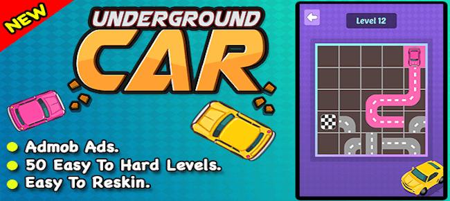 Underground Car – Swipe Car And Parking