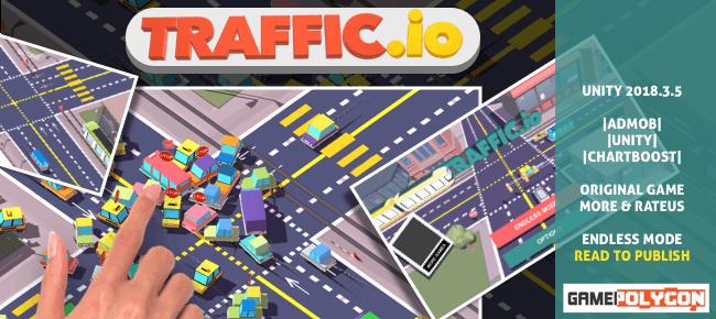 TRAFFIC.IO | ORIGINAL GAME