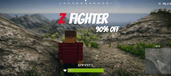 Z Fighter – Pubg clone