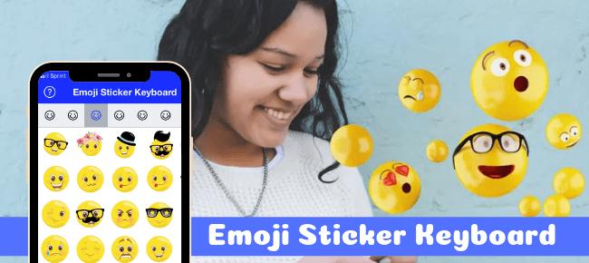Emoji Sticker Keyboard Android