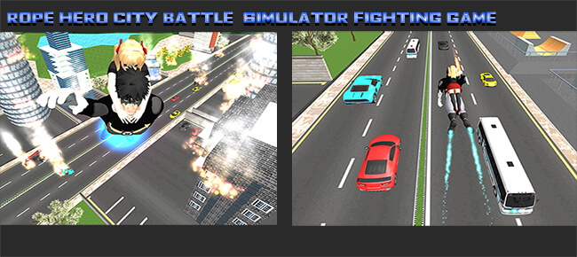 Town Hero City Battle Simulator: Fighting Games