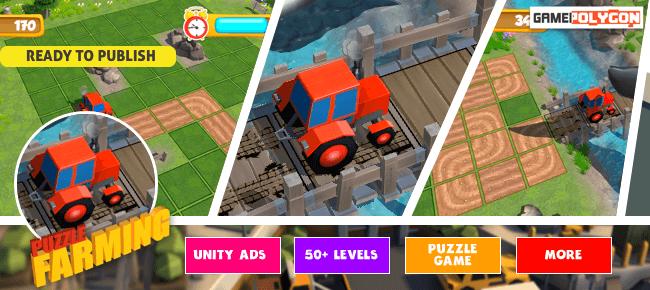 FARMING PUZZLE | ORIGINAL GAME