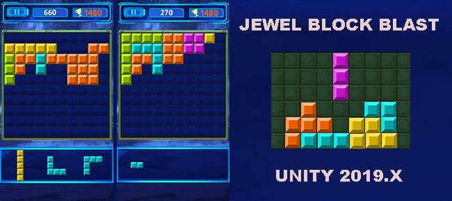 Jewel Block Blast