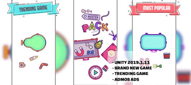 Buy Pack Master App source code - Sell My App