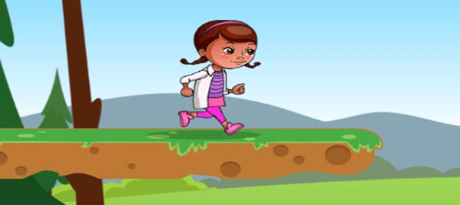 Endless Runner Girl : 2D Game