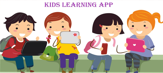 Kids Learning App – Android Studio Code