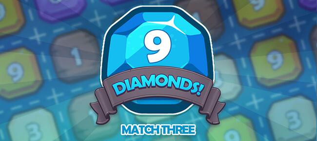 9 Diamonds – Match 3
