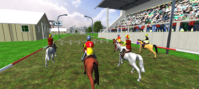 Horse Racing – Horse Derby Quest 2018 Horse Riding Games