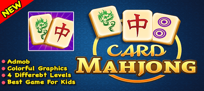 Card Mahjong + Ready For Publish + Android Studio