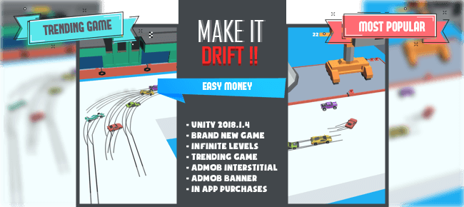 Make it Drift | Trending Game