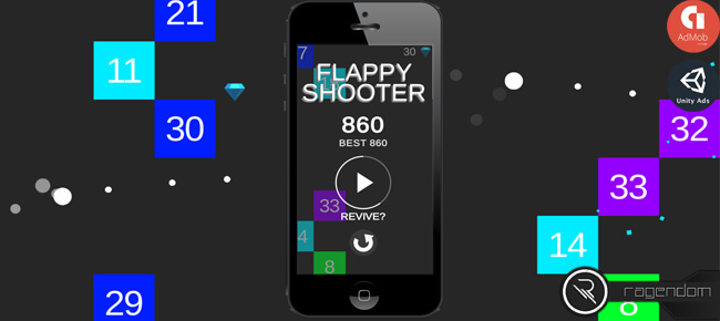 Flappy Shooter – Complete Unity Game