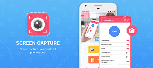 Screenshot – Capture screen for Android