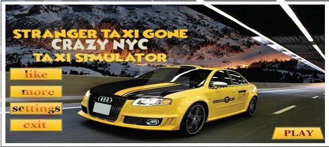 Pick and Drop Car Taxi Simulator : City Taxi Driver