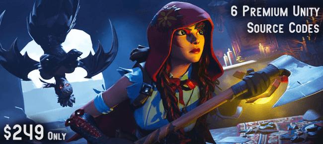 Spooktacular Sale Bundle: Buy Bundle of 6 Games worth $1,844 – 86% OFF NOW!