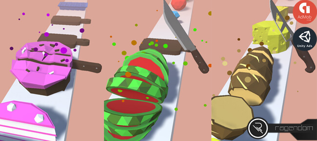 Slice It Up – Complete Unity Game