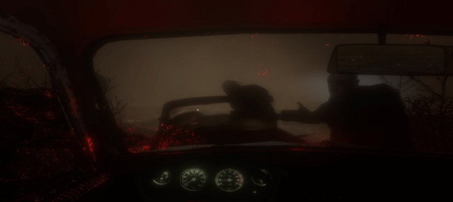 Horror Jungle Drive : Scary Car Driving