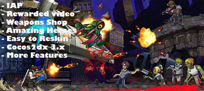 Zombie Shooter: Best new game with more features
