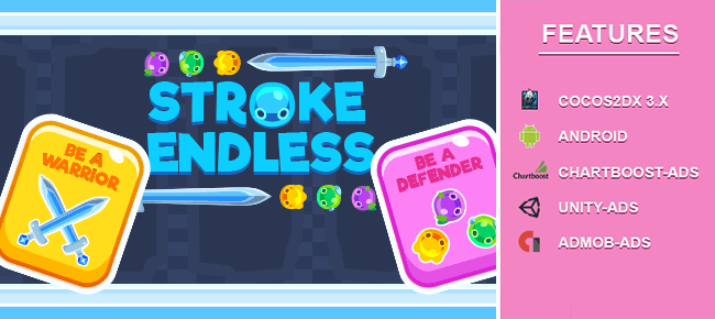 Stroke Endless (Android)