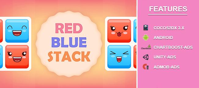 Purple Orange Stack (android)