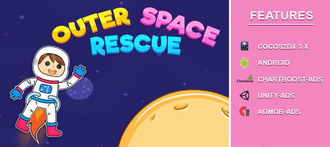 Outer Space Rescue (Android)