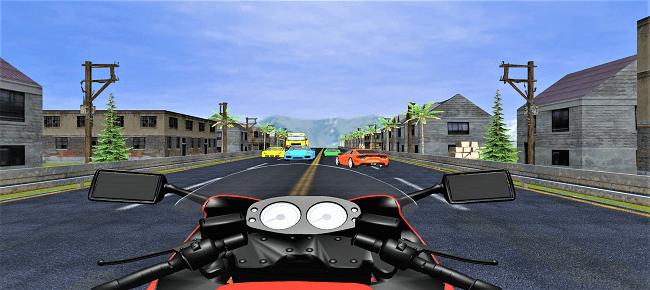 Highway Moto Rider Rush Drive 64 Bit Source Code