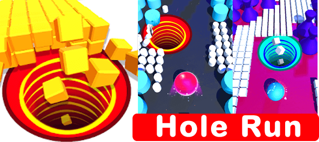 Hole Run – Trending Hyper Casual Game