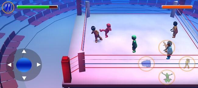 Funny Gang Wrestling