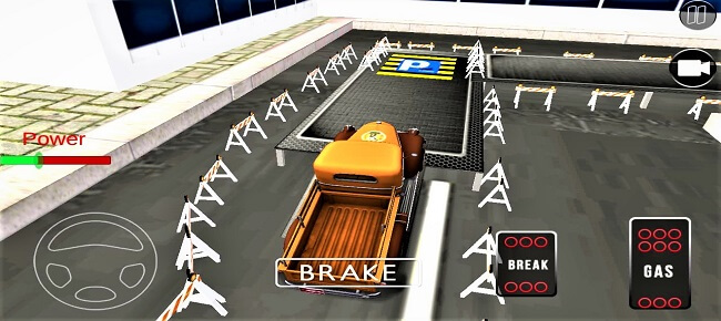 Ultimate SUV Parking : Heavy Duty SUV Parking Game