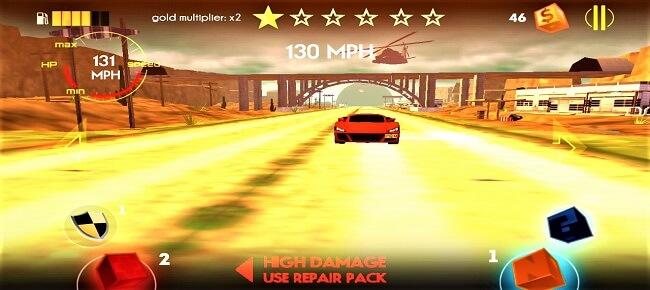 Nitro Car Racing : Drag Racing