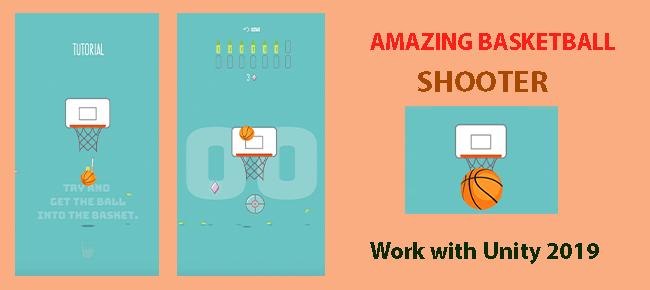 Amazing Basketball Shooter