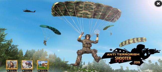 PUBG alike US Commando Anti Terrorist Attack – 64 Bit – Unity 2018