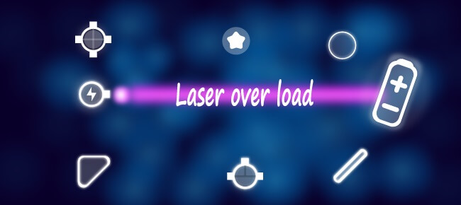 Laser Over Load Puzzle – Unity Complete Project