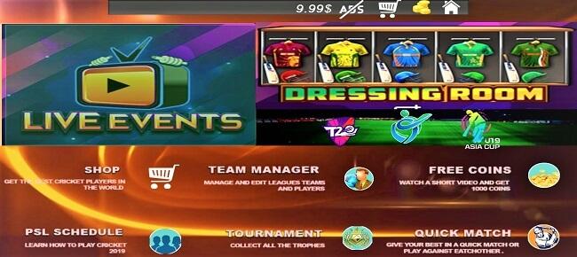 Cricket Champion League T20 : PSL League 2020 64 Bit Source Code