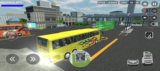 IPL Bus Transport Simulator : World Cricket Cup Bus Driver