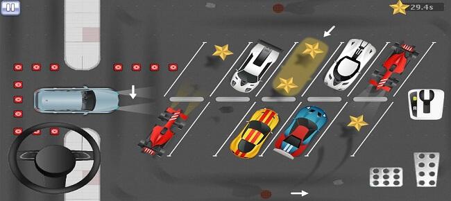Car Parking Game : 2D Realistic Car Park 2K20