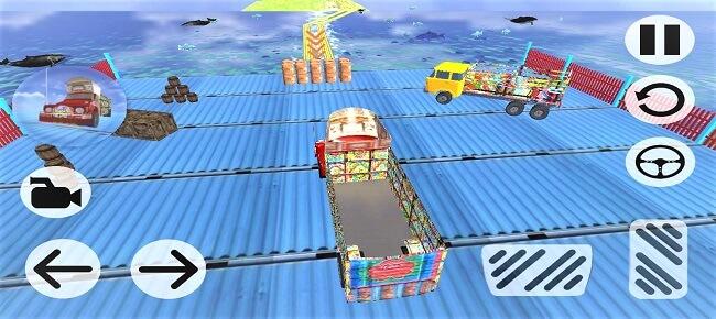 Impossible Asian Truck Cargo Simulator 2020
