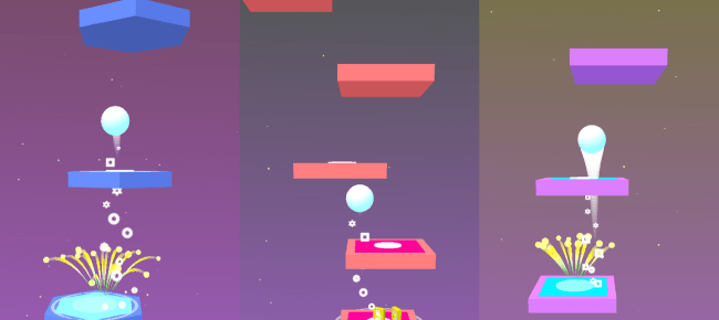 Unity Game Template – Jumpy Sky