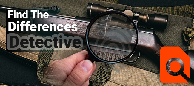 Find The Differences Detective – Unity Complete Project